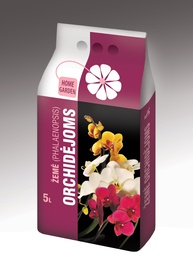 Žemė orchidėjoms Durpeta, 5 L