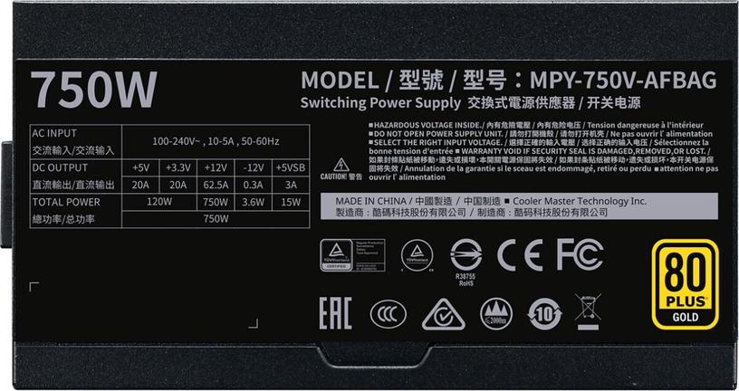 Cooler Master V750 Gold V2