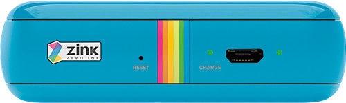 Polaroid ZIP Mobile Printer Blue