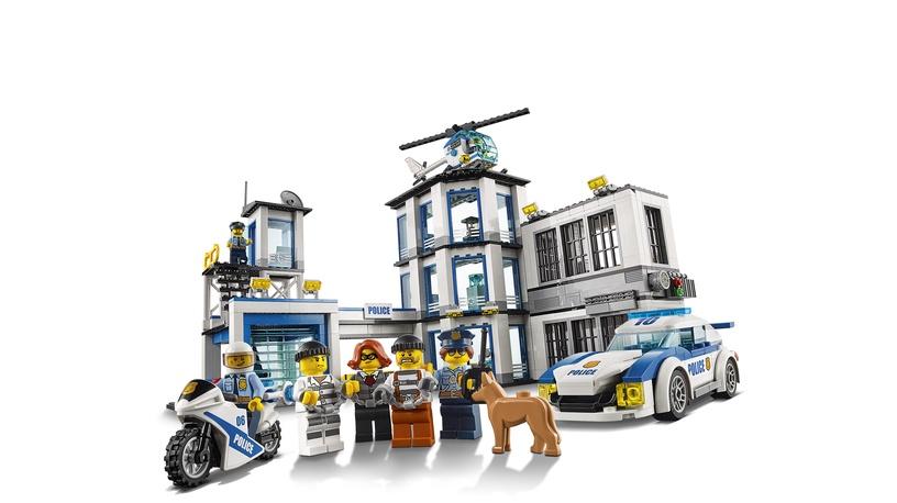 LEGO KONSTRUKTOR CITY 60141