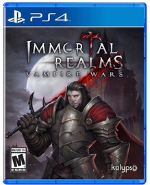 Immortal Realms Vampire Wars PS4