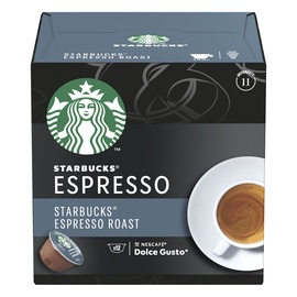 Kafijas Kapsulas Starbucks Dolce Gusto Espresso Roast ,12 gab