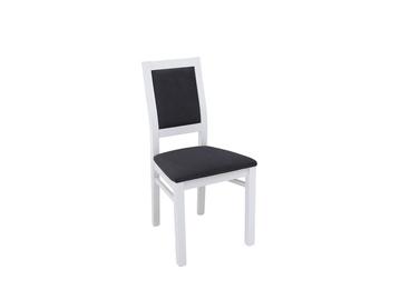Стул для столовой Black Red White Porto Black/White