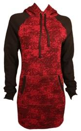 Джемпер Bars Womens Hoodie Bordo/Black 153 XL