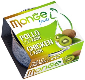 Monge Fruits Chicken & Kiwi 80g
