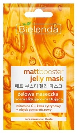 Bielenda Matt Booster Jelly Face Mask With Vitamin C 8g