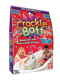 Zimpli Kids Crackle Baff 6pcs ZK5272