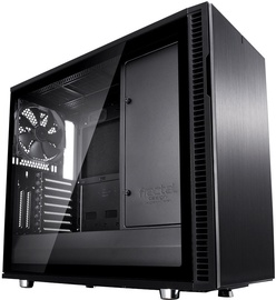 Fractal Design Define R6 Blackout TG Mid Tower E-ATX Black
