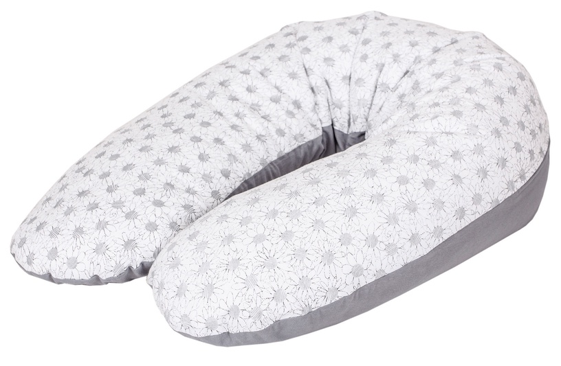 Ceba Baby Feeding Pillow Physio Multi Jersey Daisies