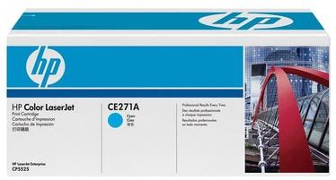 Lazerinio spausdintuvo kasetė HP CE271A Cyan