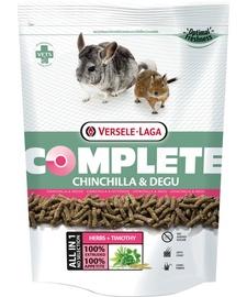 Barība grauzējiem Versele-Laga Complete Chinchilla & Degu Food 500g