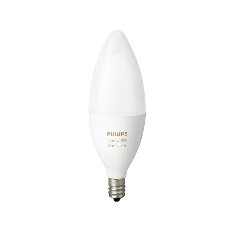 Viedā spuldze Philips LED, E14, B39, 6 W, 470 lm, 6500 °K, balta, 1 gab.