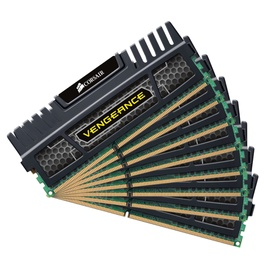 Corsair Vengeance 64GB 1333MHz CL9 DDR3 KIT OF 8 CMZ64GX3M8A1600C9
