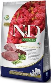 Farmina N&D Quinoa Weight Management Lamb Adult 2.5kg