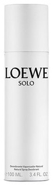 Loewe Solo Deodorant Spray 100ml White