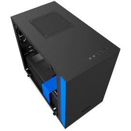 NZXT H200 Mid-Tower mITX Black/Blue