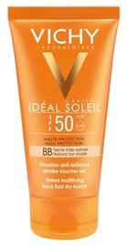 Losjons saules aizsardzībai Vichy BB Tinted Dry Touch SPF50, 50 ml