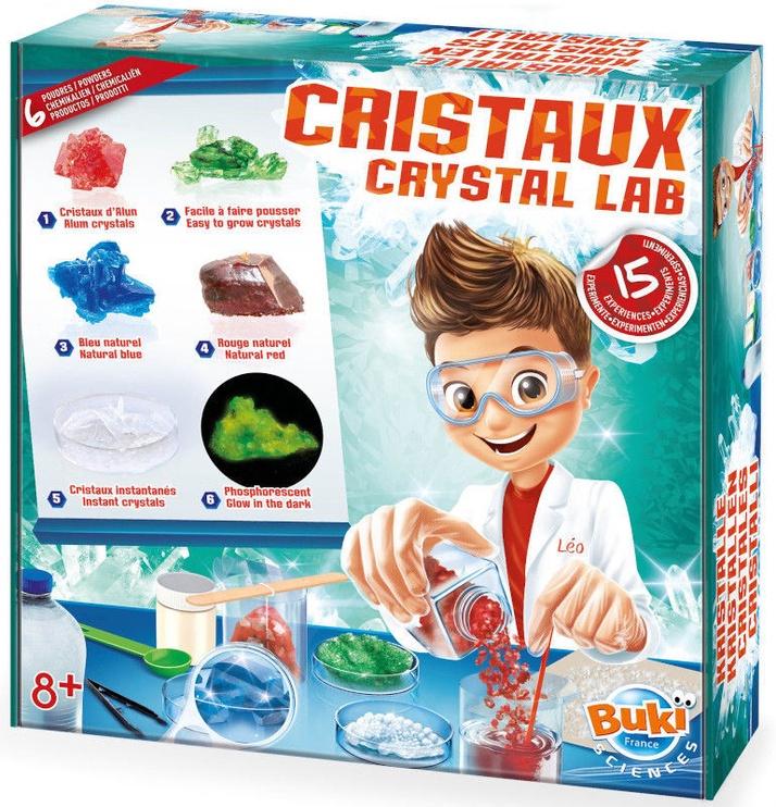 Buki France Chemistry Crystal Lab