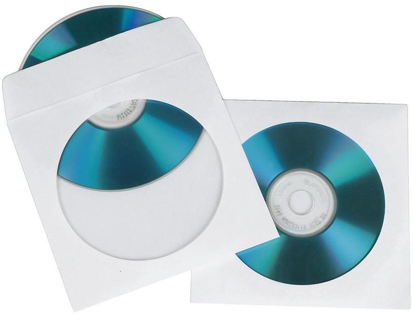 Hama CD/DVD Paper Sleeves 100pcs.