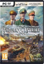 Sudden Strike 4 Limited Day One Edition PC