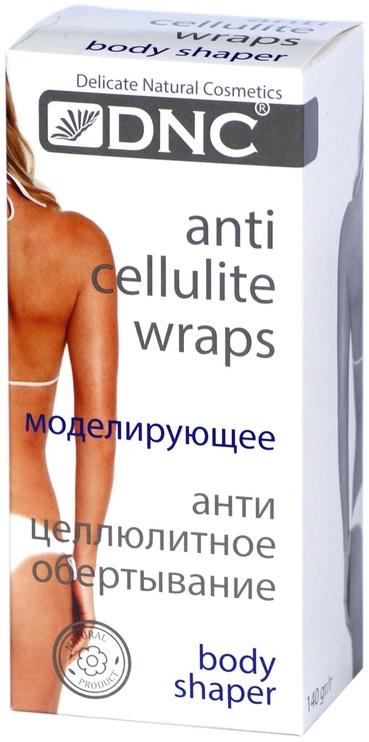 Крем для тела DNC Anti Cellulite Wraps Body Shaper, 140 г