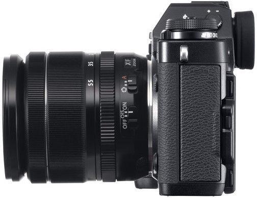 Fujifilm X-T3 + XF 18-55mm 2.8-4 + XF 55-200mm f/3.5-4.8 R LM OIS Black