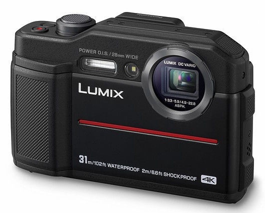 Panasonic LUMIX DC-FT7 Black