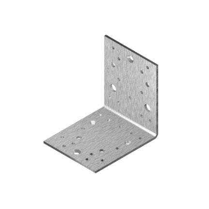 Arras Steel Corner Angle Mount 105x90x105mm