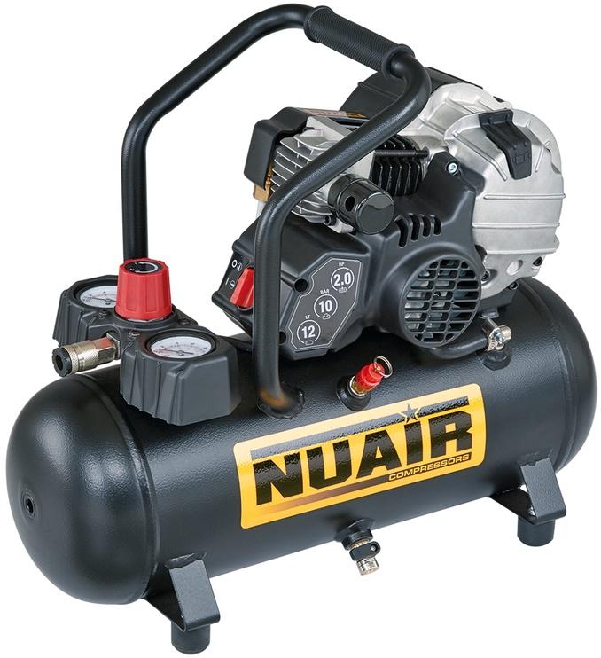 Компрессор Nuair HYBD404NUA, 1500 Вт, 230 В