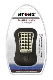 Taskulamp Arcas 24+4 LED