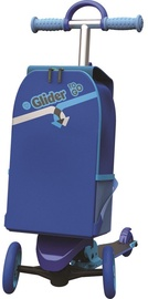 Yvolution Y Glider To Go Backpack Scooter Blue