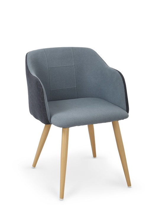 Стул для столовой Halmar K-288 Blue/Blue