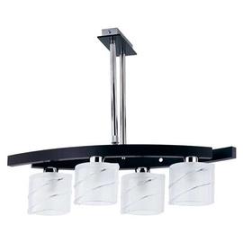Griestu lampa Alfa 13564 CR/TMED 4x40W E14