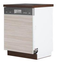Bodzio Ola Dishwasher Cabinet Open 60 Latte