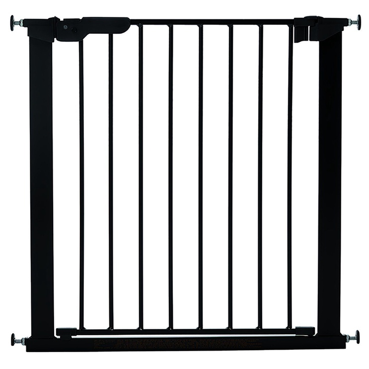 BabyDan Premier Safety Gate Black