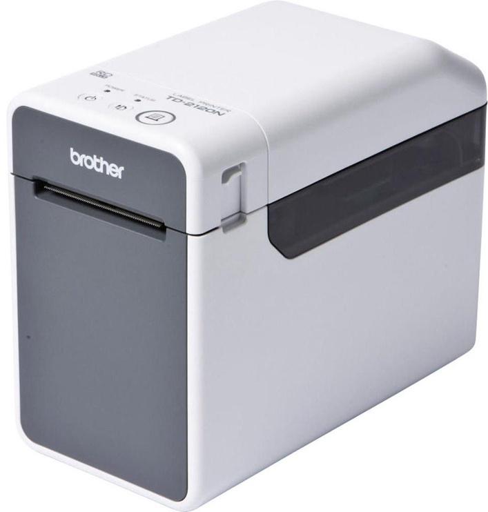Принтер этикеток Brother TD-2120N, 1340 г