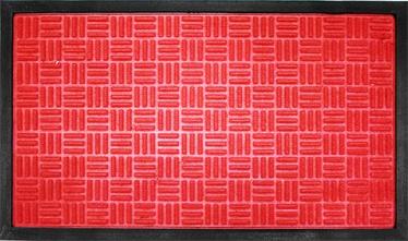 Diana Doormat 45x75cm Red
