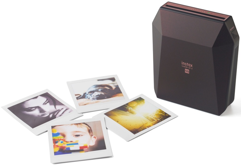 Fuji Instant Share SP-3 Black