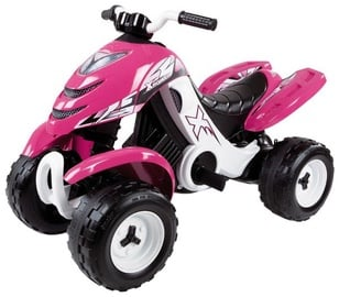 Smoby X Power Quad Pink