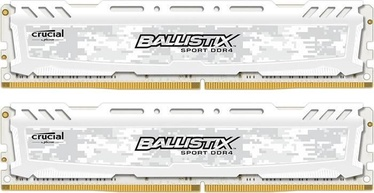 Crucial Ballistix Sport LT White 32GB 3200MHz CL16 DDR4 KIT OF 2 BLS2K16G4D32AESC