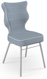 Детский стул Entelo Solo Size 6 JS06, синий/серый, 400 мм x 910 мм