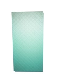 Formuota pamatinė plokštė Izoporos Geo, 3 x 60 x 120 cm, 20 vnt