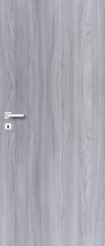 """Durų varčia """"Uno"""" pilko ąžuolo, 844x2035 dešininė"""
