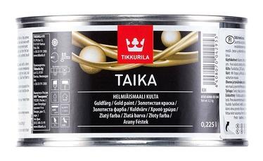 Dekoratīvā krāsa Tikkurila Taika, zelta, KM, 0,225l