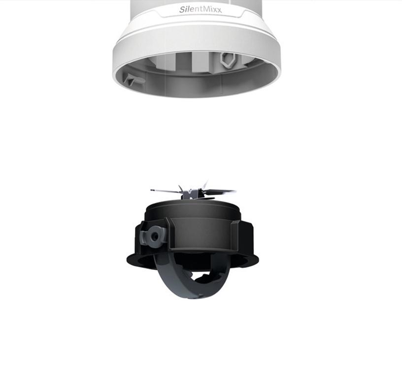 Blenderis Bosch MMB42G1B 2,3l, 700W