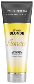 John Frieda Sheer Blonde Go Blonder Lighting Shampoo 250ml
