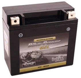 Аккумулятор IntAct Bike Power Gel YTX20L-BS, 12 В, 18 Ач, 530 а