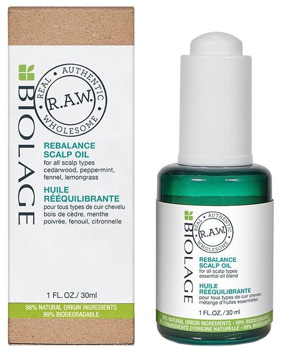 Matrix Biolage R.A.W. Rebalance Scalp Oil 30ml