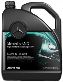 Mercedes-Benz MB 229.5 AMG 0W40 Engine Oil 5l