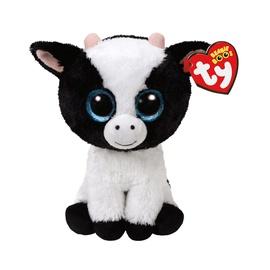Pliušinis žaislas karvė Ty Butter TY36841, 15 cm